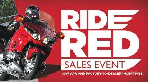 Honda Powersports Promotions